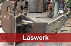 Laswerk machineservice