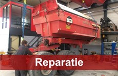 Reparatie machineservice